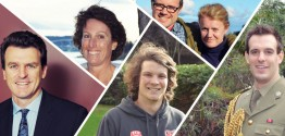 Alumni from Tasmanian Catholic Schools