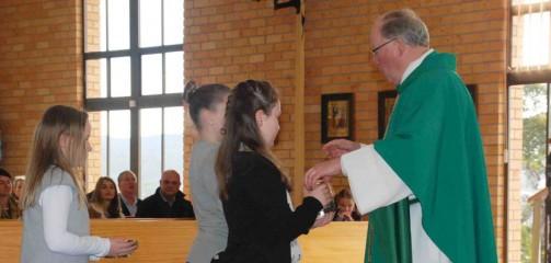 St Aloysius Catholic College Mass