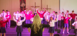 Tasmanian Catholic School Children